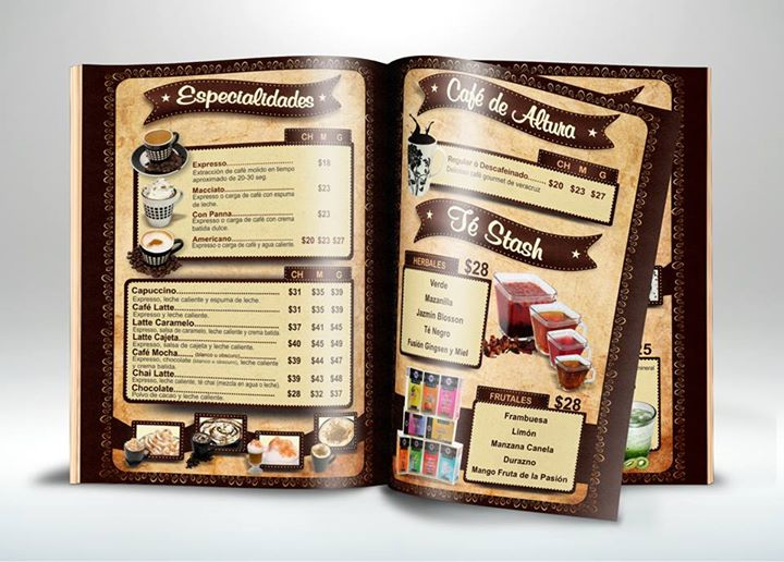 Diseño de Páginas Web en Hermosillo Menú Lattísimo